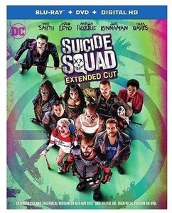 Suicide Squad (Blu-ray + DVD + Digital)