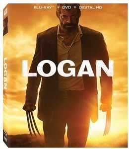 Logan (Blu-ray + DVD + Digital)