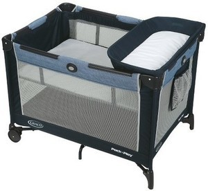 Graco Pack 'n Play Playard Simple Solutions Portable Playard