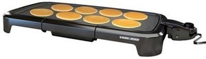 Black + Decker 8 Serving Griddle
