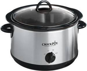 Crock-Pot 4.5 Qt. Manual Slow Cooker