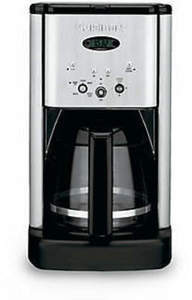 Cuisinart 12-cup Coffee Maker + $20 Gift Card After Rebate