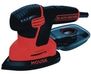 Black & Decker Corded 1 Speed Mouse Detail Sander