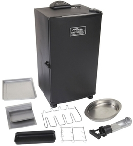 Masterbuilt 30in Digital Electric Smoker w/ Card