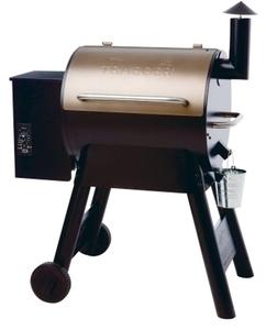 Traeger Pro Series 22 Wood Pellet Grill Bronze 20000 BTU