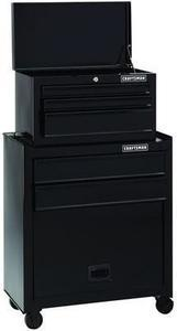 Craftsman 5-Drawer Tool Chest and Cabinet with a 58-piece Tool Set