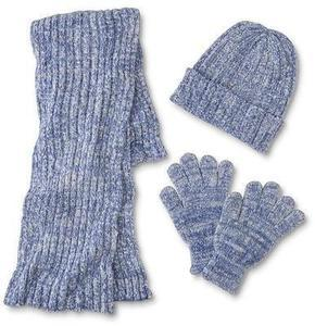 3pc Cold Weather Accessory Sets