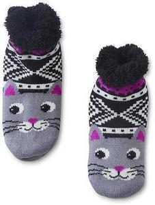Women's Cozy Slipper Socks