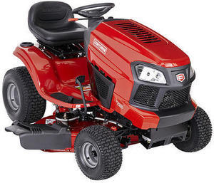 "Craftsman 19-HP Riding Mower w/ 42"" Deck"