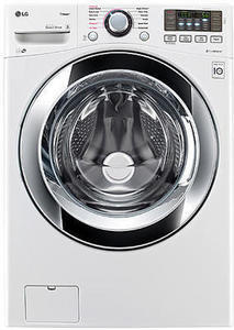 LG 4.5 cu. ft. Ultra Large Capacity Front-Load Washer w/ Steam