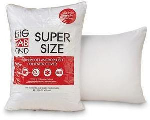 Big Fab Find Super Size Pillow