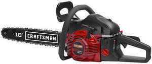 "Craftsman 38018 18"" 42cc Gas Chainsaw"
