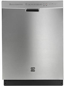 Kenmore Elite 14743 Dishwasher with Turbo Zone