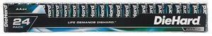 DieHard 24 pack AA size Alkaline battery