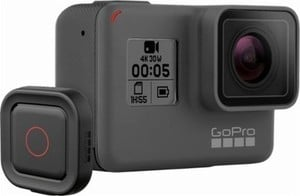 GoPro - HERO5 Black 4K Action Camera + $50 Gift Card
