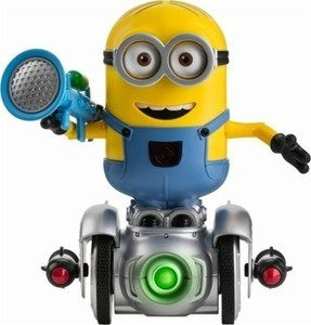 WowWee - Minion MiP Turbo Dave Robot