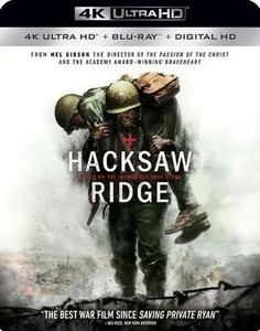 Hacksaw Ridge [4K Ultra HD Blu-ray] [2016]