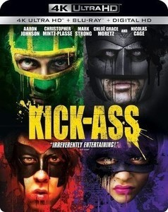 Kick-Ass 4K Ultra HD + Blu-ray + Digital