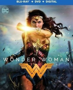 Wonder Woman Blu-ray + DVD + Digital