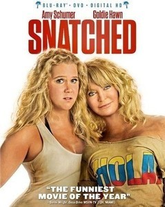 Snatched [w Digital Copy] [Blu-ray/DVD] [2017]