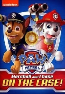 PAW Patrol: Marshall and Chase - On the Case!