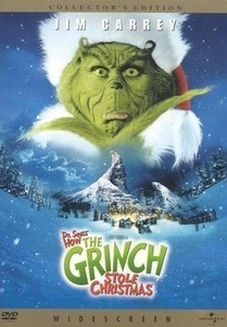 Dr. Seuss' How the Grinch Stole Christmas DVD