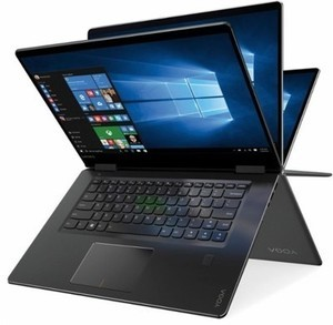 "Lenovo Yoga 710 2-in-1 15.6"" Touch-Screen Laptop w/ Intel Core i5, 8GB RAM & 256GB SSD"