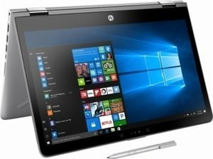 "HP 14"" Touch-Screen Laptop w/ Intel Core i3, 8GB RAM & 500GB HDD"