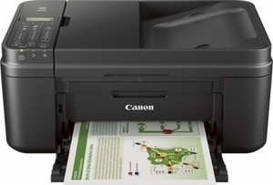 Canon PIXMA MX492 Wireless All-In-One Printer