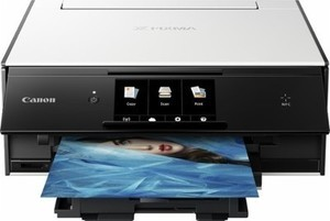 Canon PIXMA TS9020 Wireless All-In-One Printer