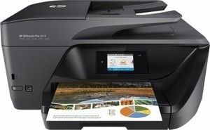 HP OfficeJet Pro 6978 Wireless All-In-One Instant Ink Ready Printer