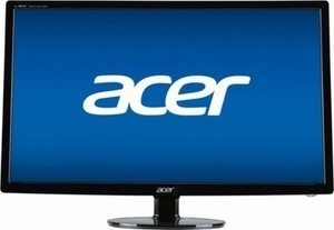 Acer S271HL 27'' Black LED Monitor