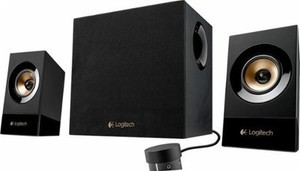 Logitech z533 Multimedia Speakers