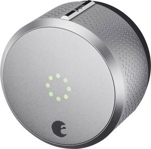 August HomeKit Bluetooth Deadbolt Retrofit Smart Lock