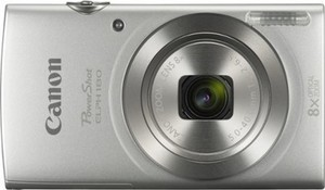 Canon PowerShot ELPH 180 20-Megapixel Digital Camera
