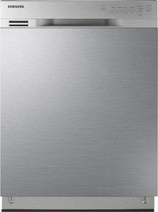 "Samsung 24"" Front Control Built-In Dishwasher"