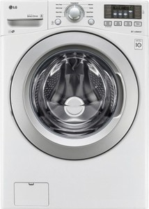 LG 4.5 Cu. Ft. 9-Cycle Front-Loading Washer and Dryer