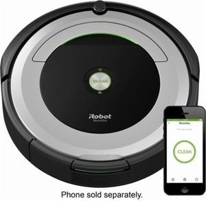 iRobot Roomba 690 App-Controlled Robot Vacuum