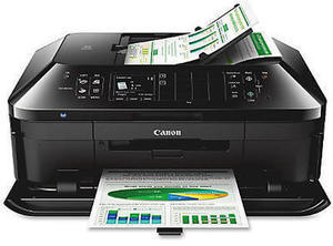 Canon PIXMA MX922 Wireless Inkjet All-In-One Printer, Copier, Scanner, Fax