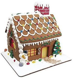 Gingerbread House Kits & Cookie Kits