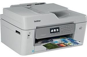 Brother MFC-J6535DW Inkvestment Wireless Color All-In-One
