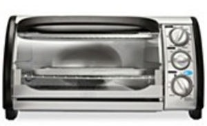 Bella 14326 Toaster Oven 4 Slice Capacity After Rebate