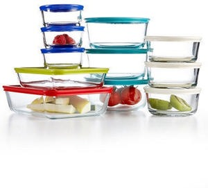 Pyrex 22 Piece Food Storage Container Set After Rebate
