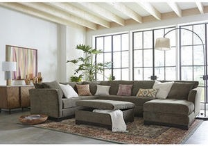 Elliot Fabric Sectional Collection, Created for Macy's