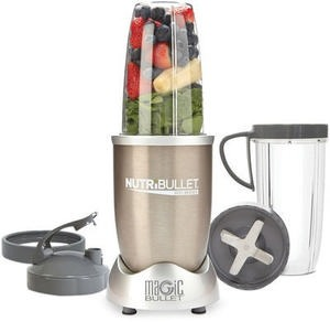 Magic Bullet NutriBullet Pro NB90901 900-Watt Professional Series