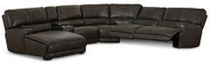Warrin 6-PC Power-MOtion Sectional
