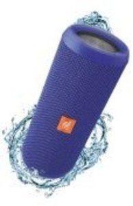 JBL Flip 3 Blue Splashproof Portable Bluetooth Speaker