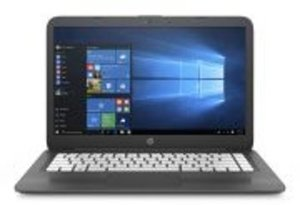 HP Stream 14-ax030wm Windows 10 Home, Office 365 Personal, Intel Celeron Processor N3060, 4GB Memory, 32GB Storage