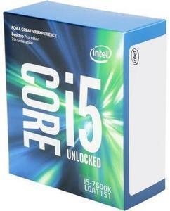Intel Core i5-7600K Kaby Lake Quad-Core 3.8 GHz Desktop Processor