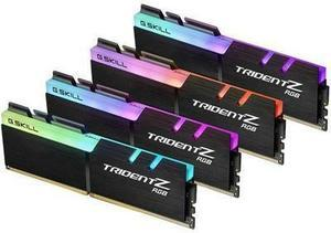 G.SKILL TridentZ RGB Series 32GB (4 x 8GB) Desktop Memory